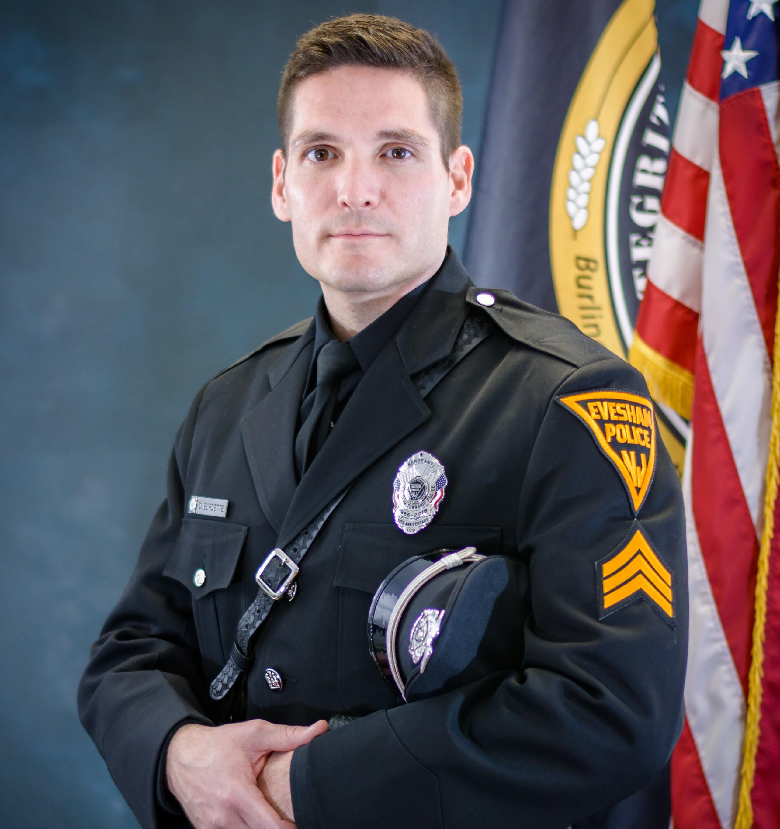 Patrol Bureau Commander (Platoon A/B) - Lieutenant Brian Rosenberg